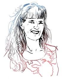 Portrait of Tove Appelgren for the FIBUL webpage (2014)