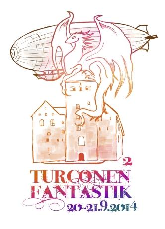 Con poster for Fantastik/Turconen (2014)