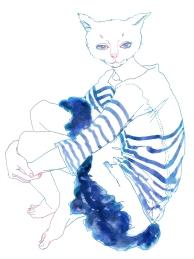 Fashion illustration 2007