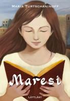 Book illustration and layout for Maresi, easy to read version, Lärum förlag 2015