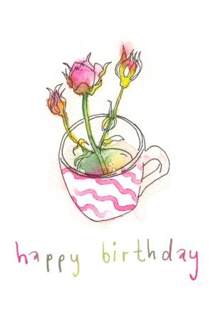 Birthday card print (2014)
