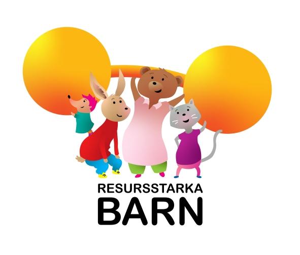 Resursstarka barn, logo, Yh Novia 2020